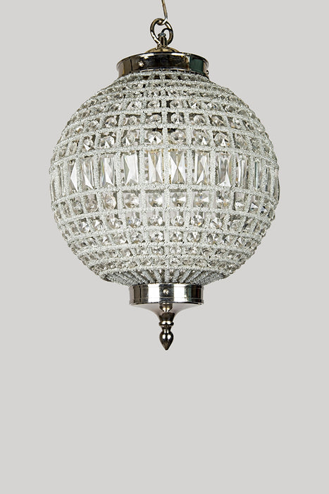 Crystal Orb Pendant Lamp (Small)
