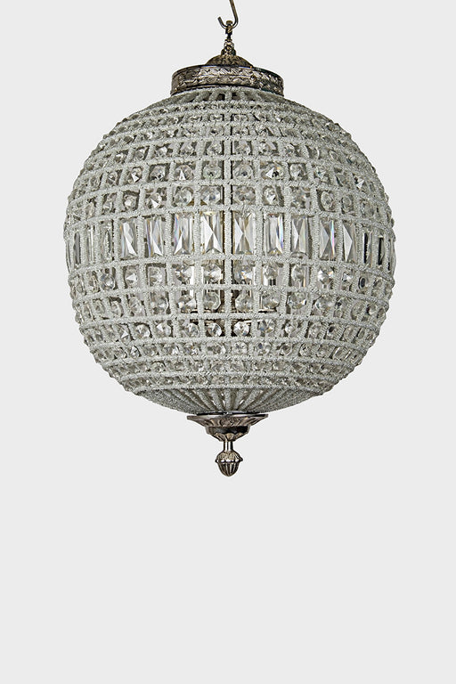 Crystal Orb Pendant Lamp (Large)