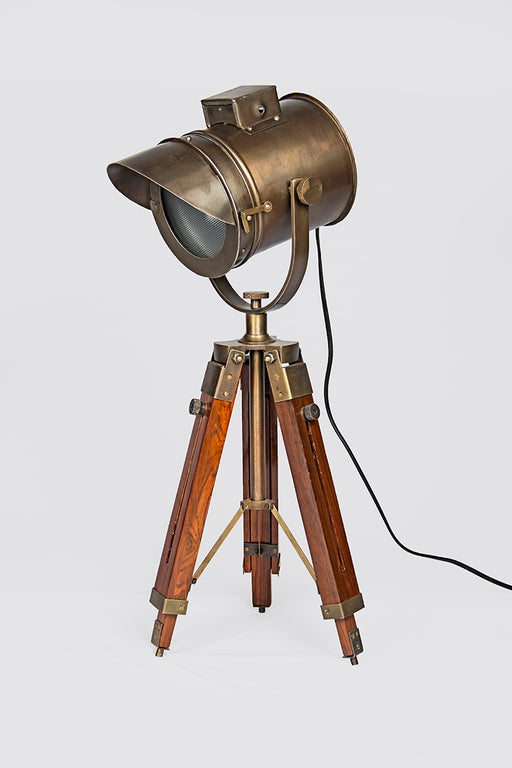 Shed Angel Tripod Table Lamp