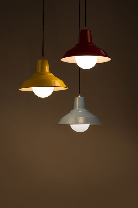 Retro Dome Pendant Light