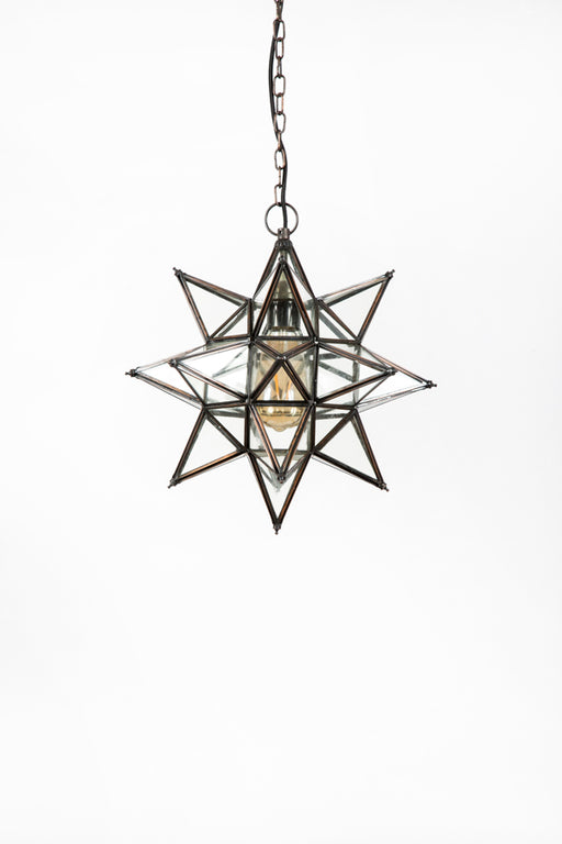 Moravian Sitara Pendant Light