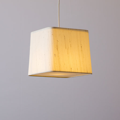 Squound Silk Top & Bottom Pendant Lamp