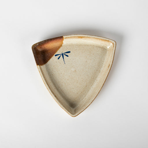 Dragonfly Triangular Plate