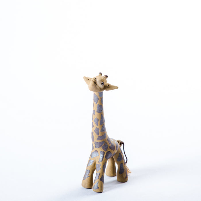 Clay Giraffe Small