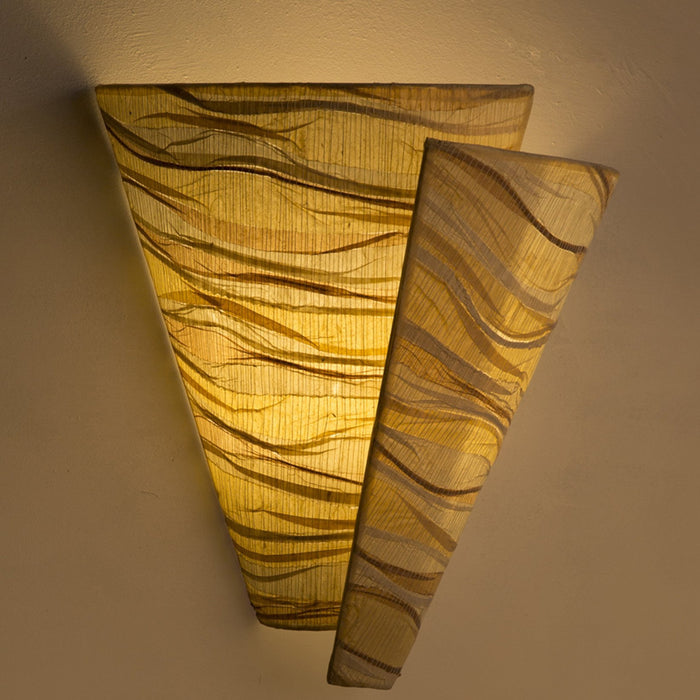 Pinnacle Woven Wall Lamp