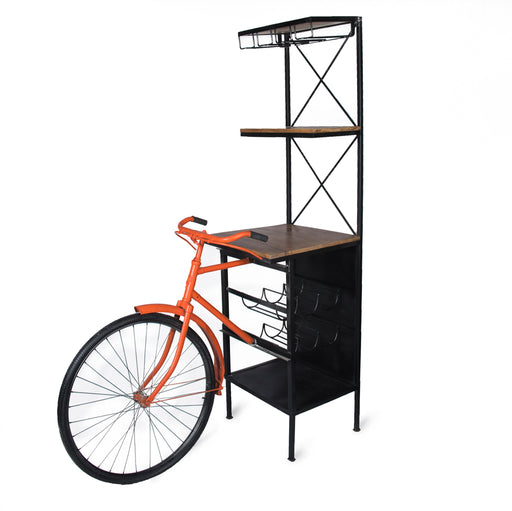 Cycle Bar Counter Rack