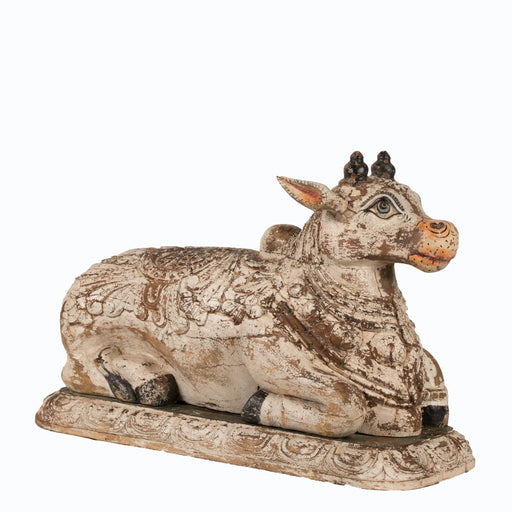 Nandi (wooden sculpture)