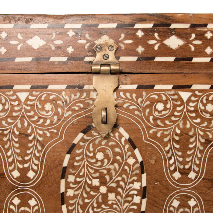 Noble Wooden Chest