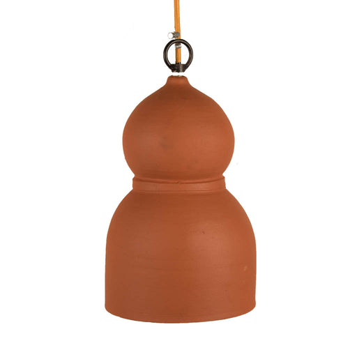 Pear Terracotta Pendant Lamp