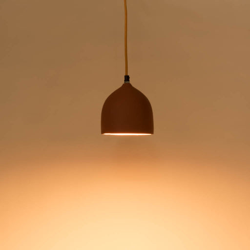 Bubble Terracotta Pendant Lamp