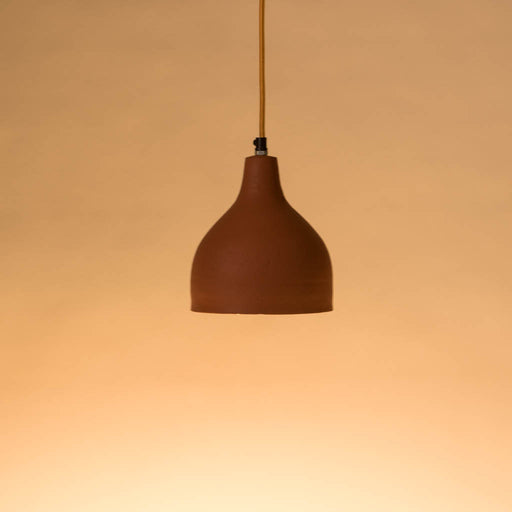 Ace Terracotta Pendant Lamp