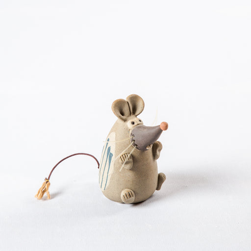 Scurry (Ceramic Mouse)