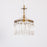 Carton Crystal Pendant Lamp Large
