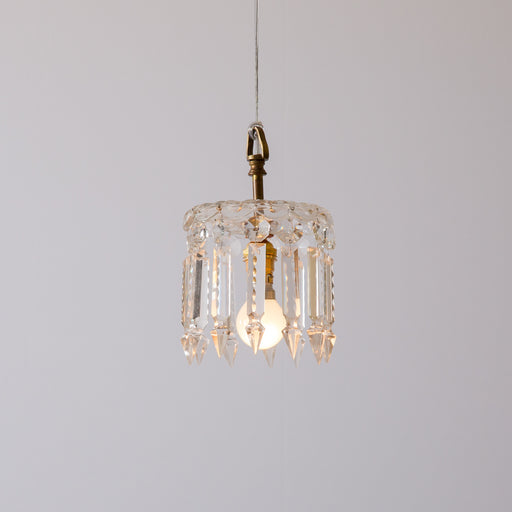 Carton Crystal Pendant Lamp