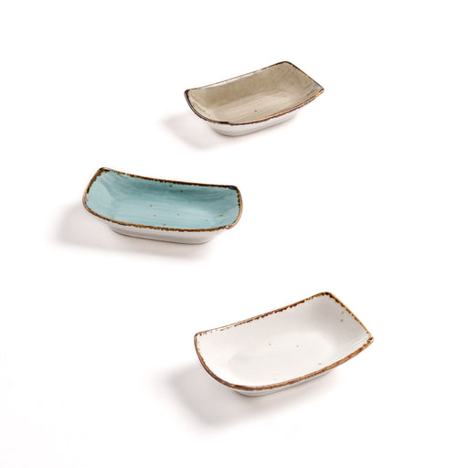 Amalfi Boat - Set of 3