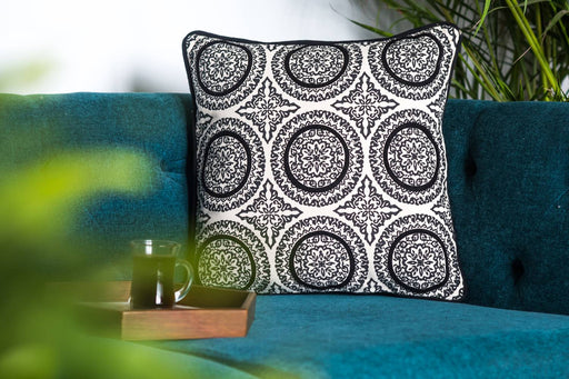 Denmark Circles Cushion Cover