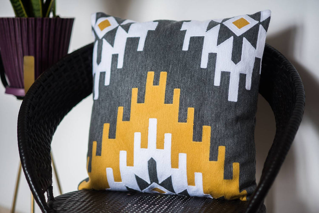 Morocco Wave Cushion Cover