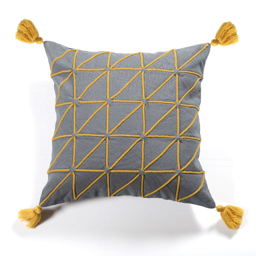 Cairo Crest Cushion Cover