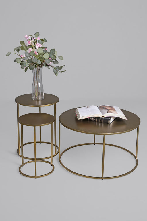 Concentric Nesting Table (set of 3)