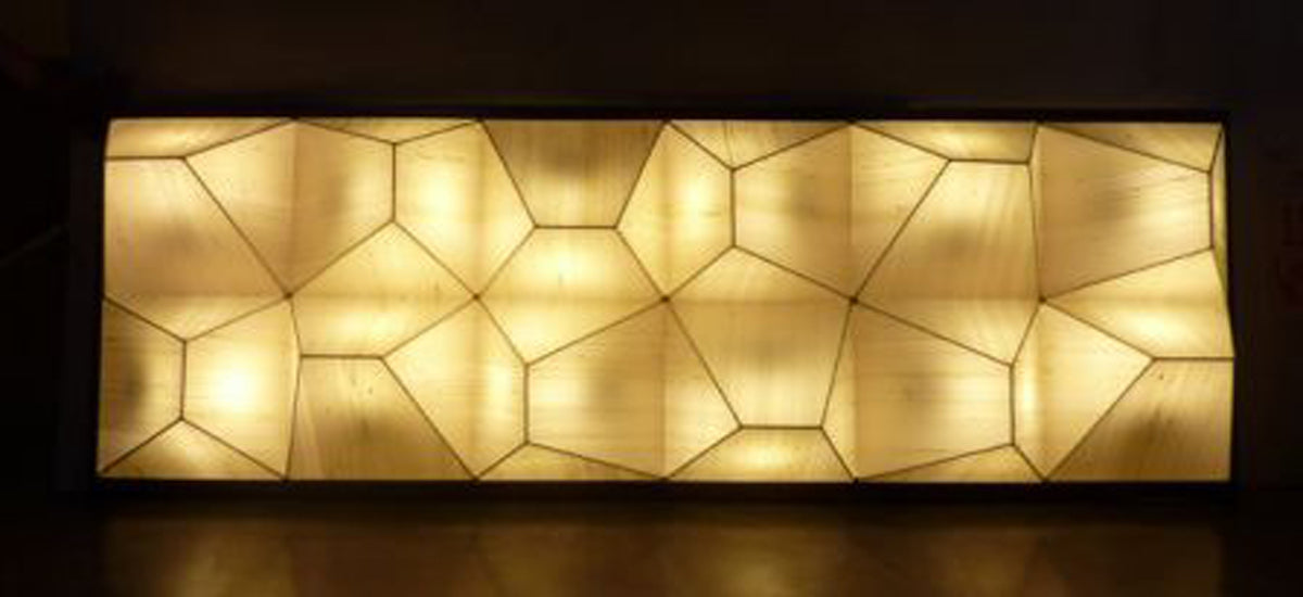 Silk Plano Wall Light