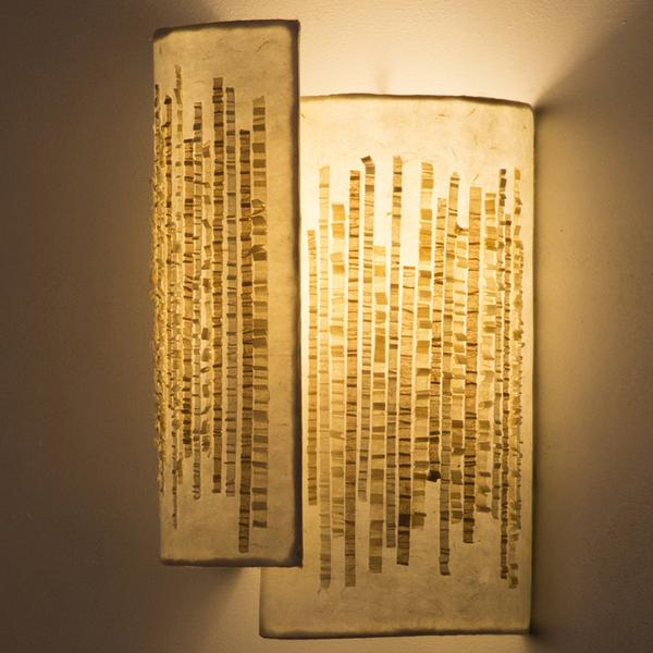 Skyline Vertical Stripes Wall Lamp