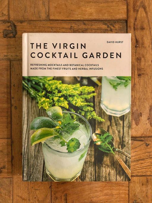 The Virgin Cocktail Garden - Book