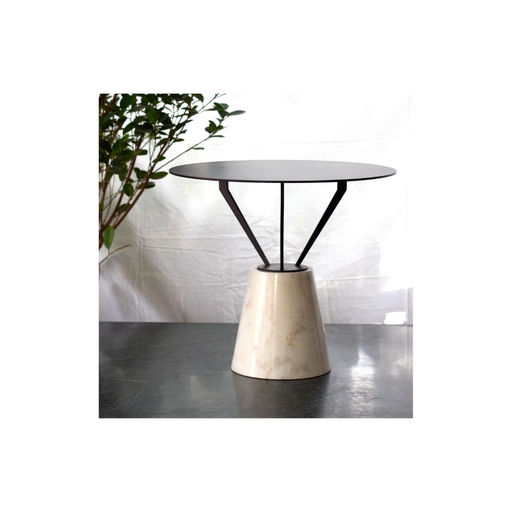 Marble Tricone Table