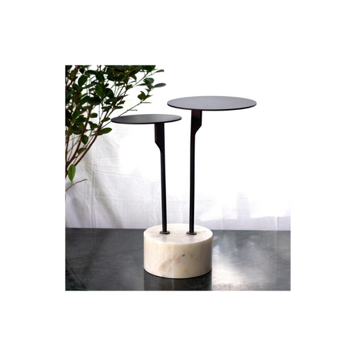 Marble Duet Table