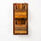 Artsy Wooden Wall Magzine Holder (medium)