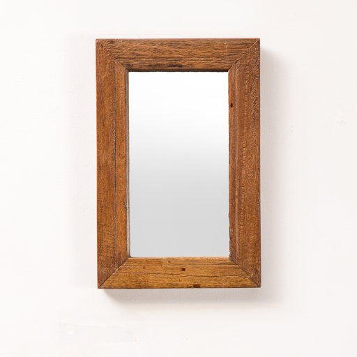 Rectangular Wooden Mirror Frame