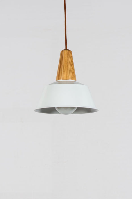 Zac Pendant Lamp (White)