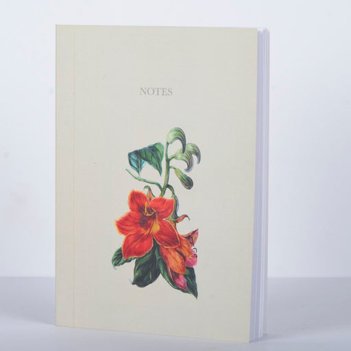 African Tulip Pocket Notebook