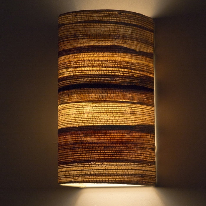 Tower Bark Wall Lamp
