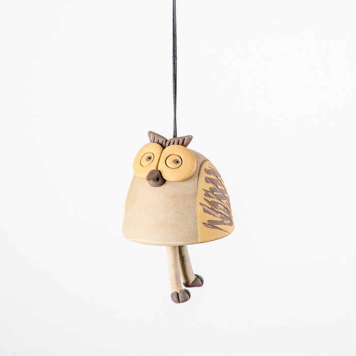 Wise Owl Bell