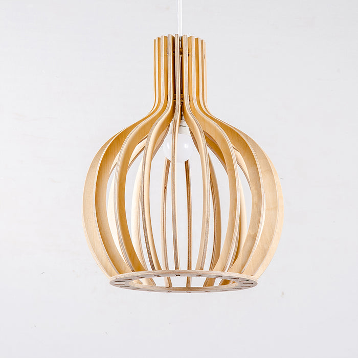 Birch Skirt Pendant Lamp