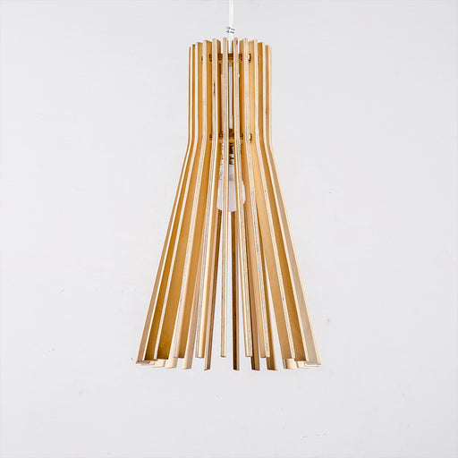 Birch Pencil Pendant Lamp