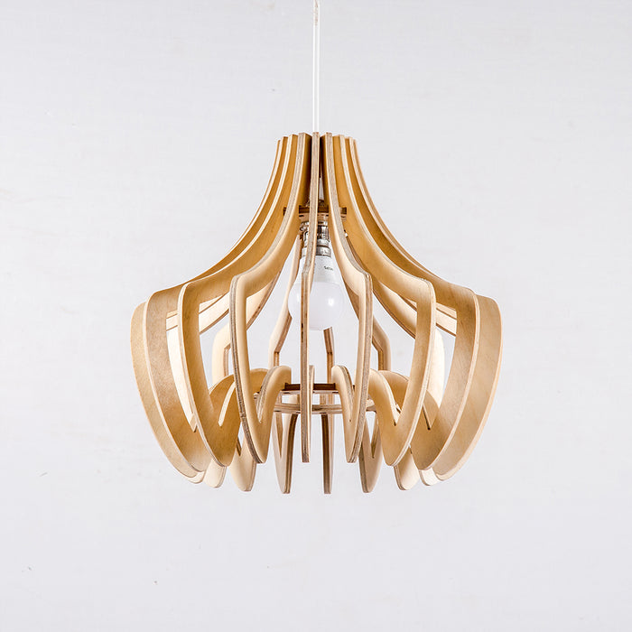 Birch Tulip Pendant Lamp