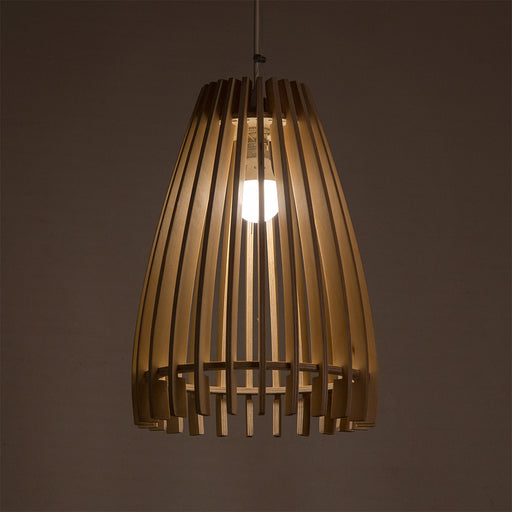 Birch Comet Pendant Lamp