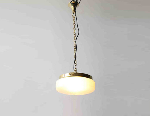 Arish Pendant Lamp (Milky)