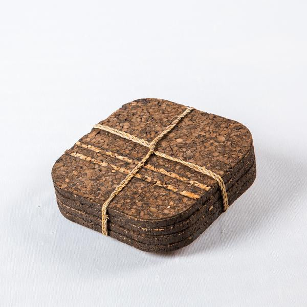 Midas Cork Coasters