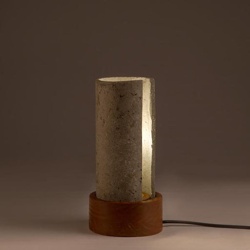 Canal Table Lamp (Half Overlap)
