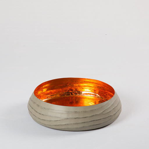Jove Bowl Candle Holder