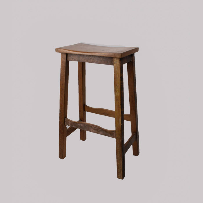Ellie Wooden Stool