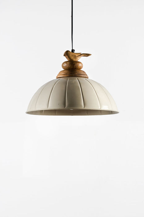 Bird & Pebble Pendant Lamp