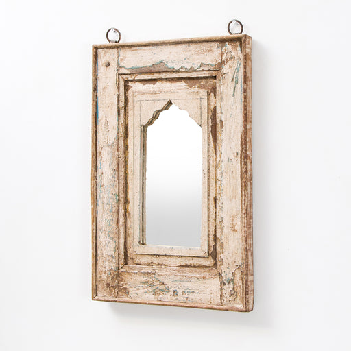 Art Recycle Wood Mirror Frame
