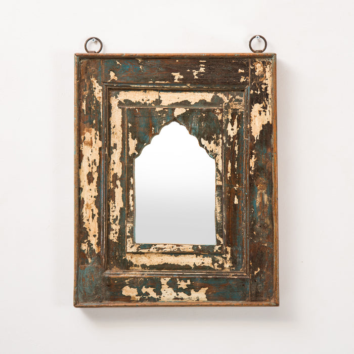 Art Wooden Mirror Frame Small