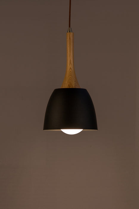Blake Pendant Lamp (Grey & Gold)