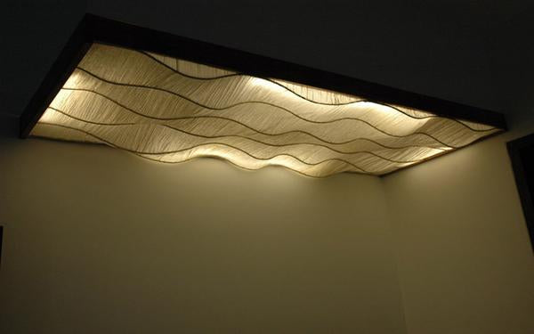 Waves Ceiling Lamp