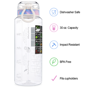 CLEAR BellyBottle® Wholesale (48 pack)