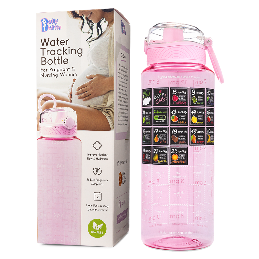 PINK BellyBottle® Wholesale (48 pack)